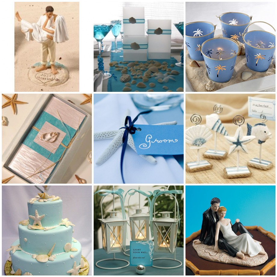 Beach Wedding Favor Ideas