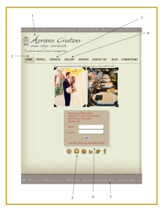 Apropos Creations Website Facelift 1